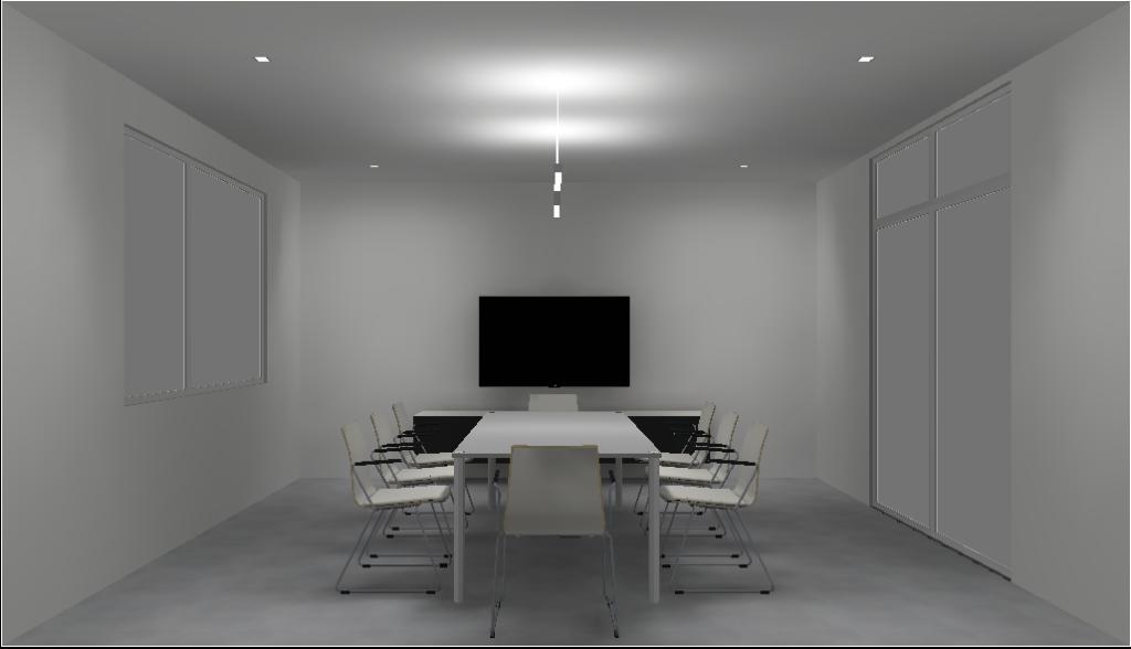 Dekker Bürogebäude - Lichtberatung Innenbeleuchtung